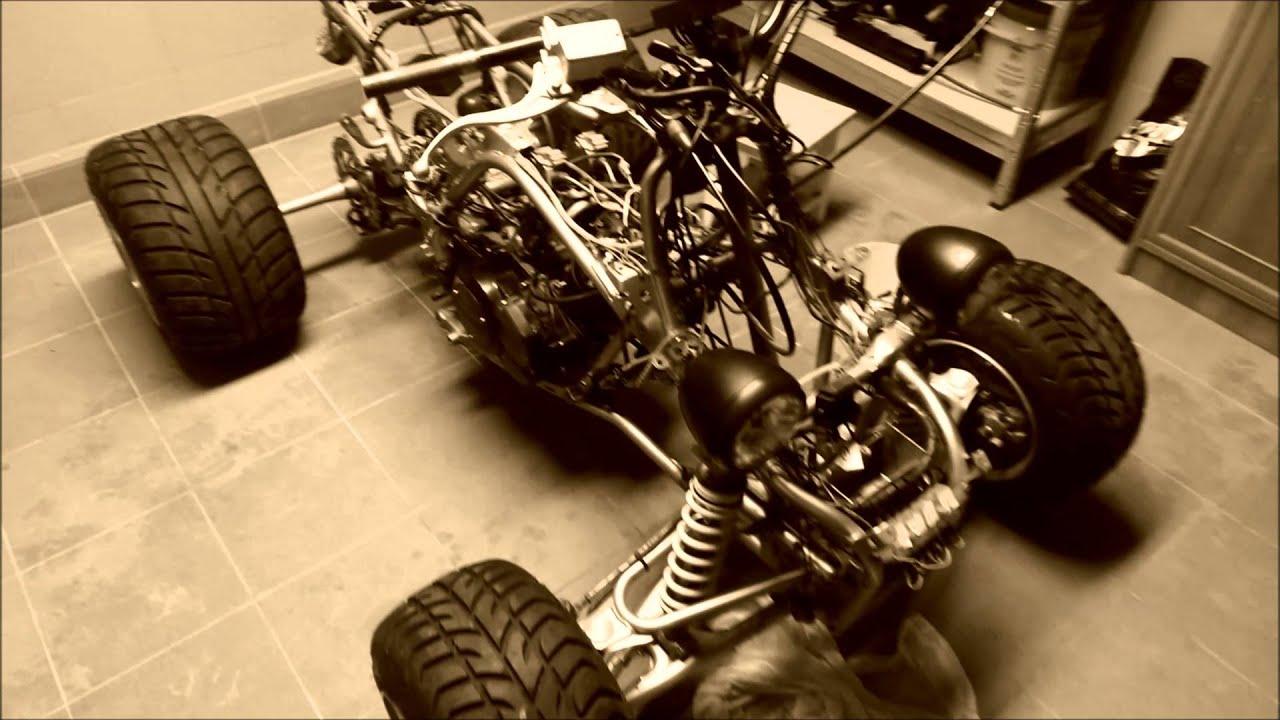 Yamaha Banshee Motor Rebuild