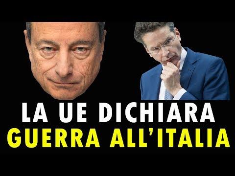 LA UE DICHIARA GUERRA ALL'ITALIA