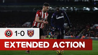 Sheffield United 1-0 West Ham United | Extended Premier League highlights