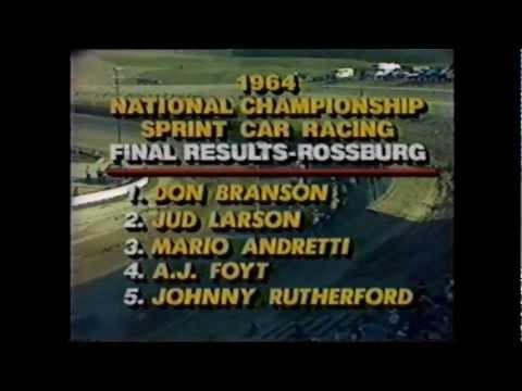 Steve Butler Wins 1984 Eldora USAC Race On ABCTV