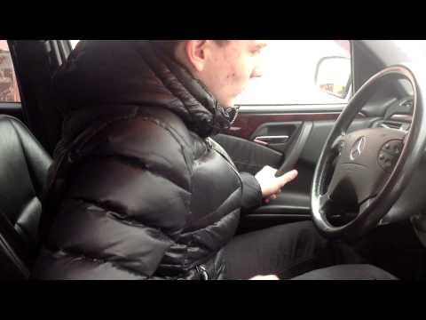 Mercedes Benz W210 CDI 2.2 197лс. AutoШкольник