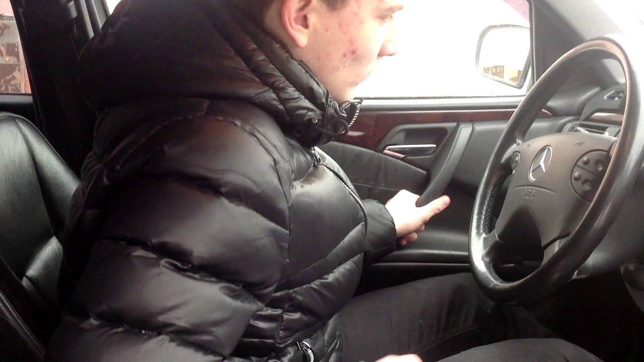 Mercedes-Benz W210 CDI(2.2 197лс).AutoШкольник