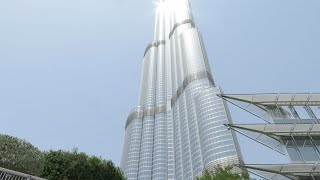 BURJ KHALIFA SECRET PARK
