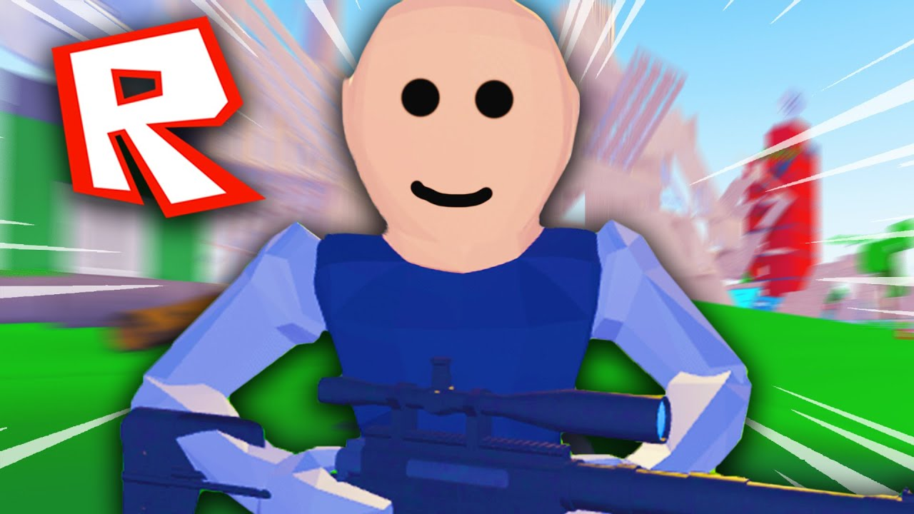 I LOVE ROBLOX FORTNITE (Strucid Fortnite) - YouTube