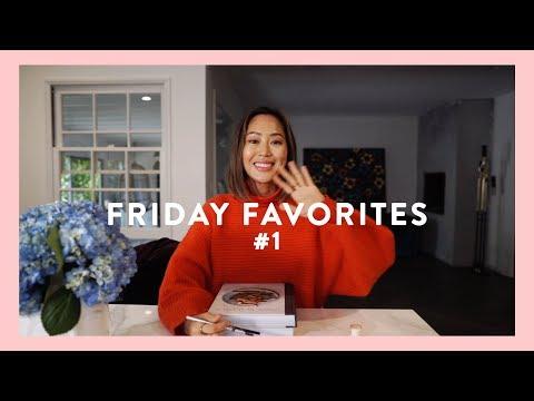 Friday Favorites - Eyebrow pencils, Best Coats & Books | Aimee Song
