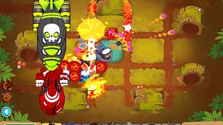 Bloons TD 6 - deflation Mode v6.0/6.1 round 100 beaten with #nomicro!