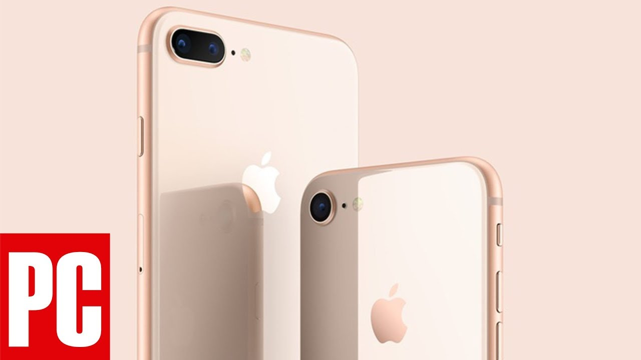 Dialed In: iPhone 8 and iPhone X