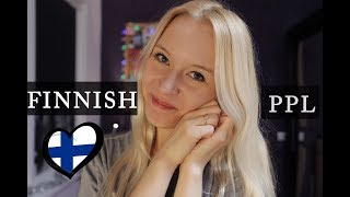 What Finnish people are like