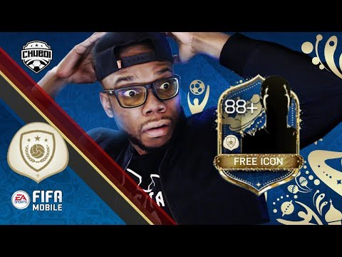 OMG I GOT THE BEST FREE ICON PACK EVER!!! | FIFA MOBILE WORLD CUP