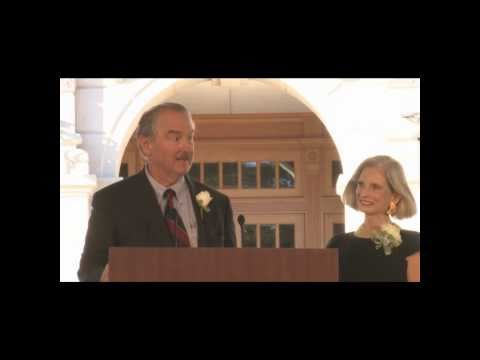 Brauer Hall Dedication: Stephen Brauer