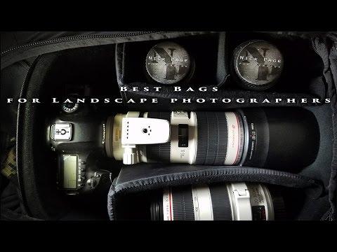 Camera Bags for Landscape photography (Dslr backpacks)