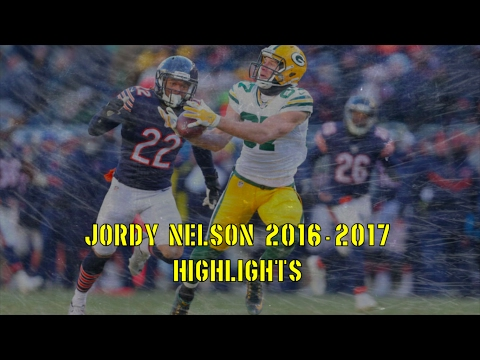 Jordy Nelson 2016-2017 Highlights ᴴᴰ Comeback Player of the Year