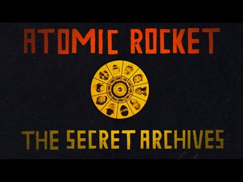Atomic Rocket Comics: The Complete Video Collection |