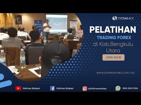 Pelatihan trading forex surabaya