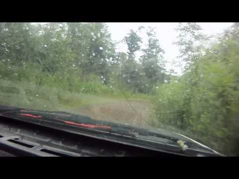 2013 Rally West Virginia SS1