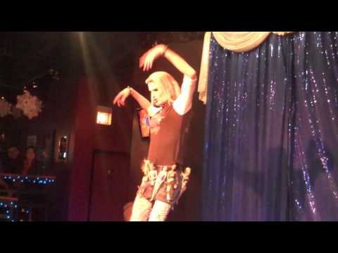 Tate TraVilla performs Crucified Barbara's