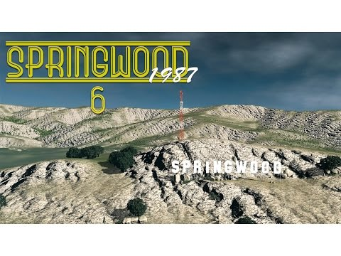 Cities Skylines: Springwood - Planning, Mt Springwood, Canals (Ep6)