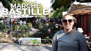 Marche Bastille | PARIS, FRANCE | Out of the Kitchen