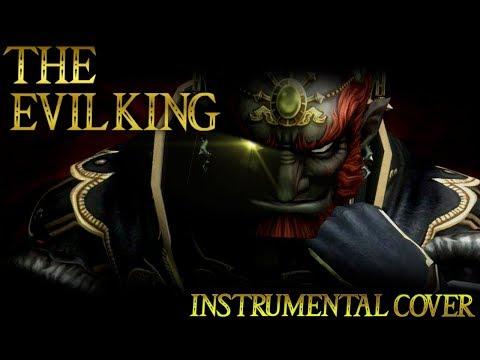 The Evil King | NateWantstoBattle [Instrumental Cover] By Jrocks