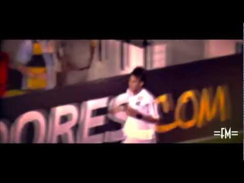 Neymar ★ Super Hat-Trick ★ + Messi Esque Goal! [HD]