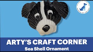 Arty's Craft Corner 'SeaShells Ornament'
