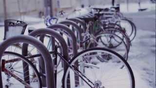 Vélo d'hiver à l'atelier communautaire BQAM