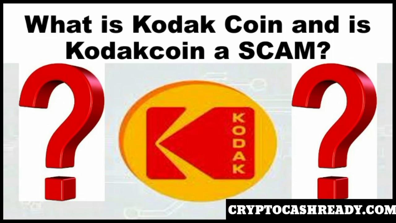 kodak coin ico