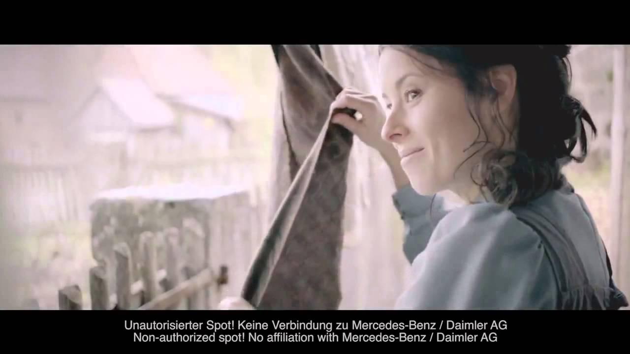 Mercedes In Adolf Reklamı Mercedes Adolf Hitler Komik Youtube