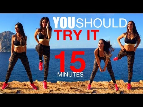 Best 10 Exercises to Tone Your Butt and Shape Your Legs   15 Minute Workout