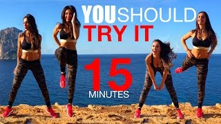 Best 10 Exercises to Tone Your Butt and Shape Your Legs | 15 Minute Workout