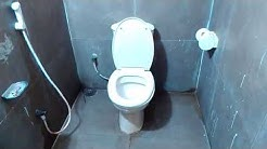 How to use English toilet. English toilet using system. part-2