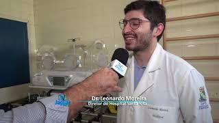 Colaboradores da saúde de Alto Santo falam da conquista da incubadora neonatal através da gestão Iri