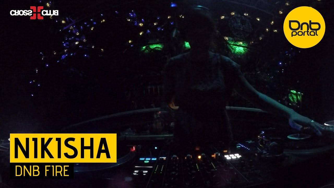 Nikisha - DnB Fire (Vinyl mix) [DnBPortal com]