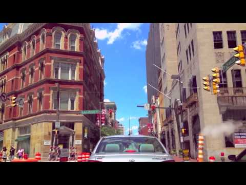 Jeff Waters - Traveling Man Music Video (Baltimore Time-lapse)