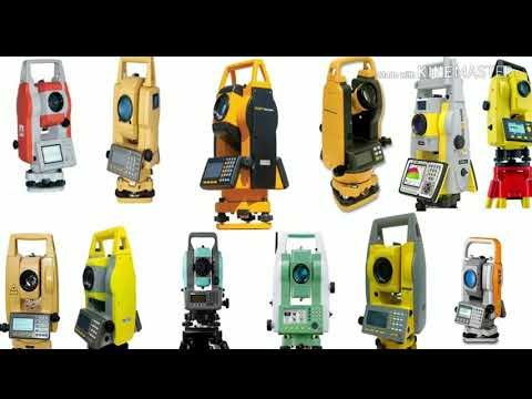 Top 10 Total Station For Land Survey | Leica Topcon Trimble Gnss