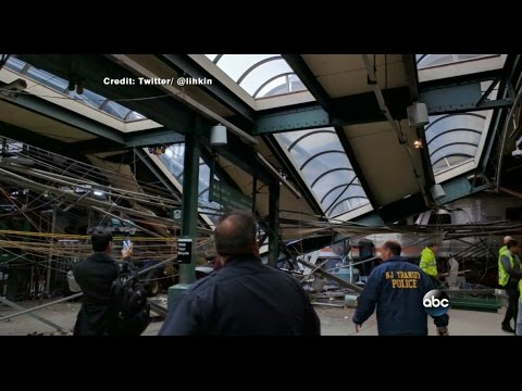 NJ Train Crash | 1 Dead, 'Multiple Critical Injuries' [BREAKING NEWS]