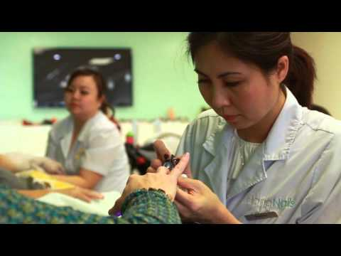 Hana Nail Spa on The Best of Southern California