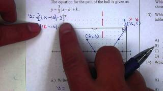Algebra 2 Practice Test Unit 1 Part 2