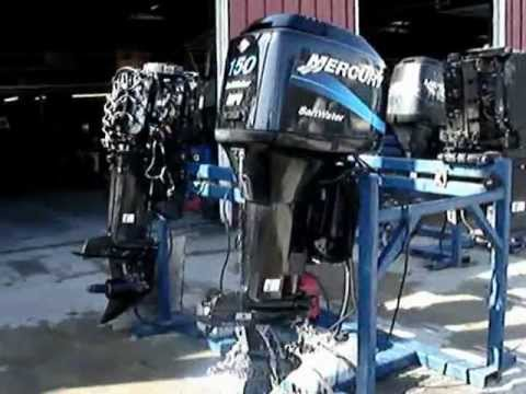 Mercury 150 Horsepower Xl Efi