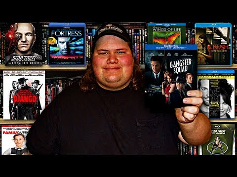 My Blu-ray Collection Update 4/20/13 : Blu ray and Dvd Movie Reviews