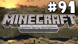 Minecraft: Xbox 360 - The Sighting! - Part 91