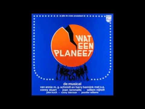 A.M.G. Schmidt - Wat een planeet