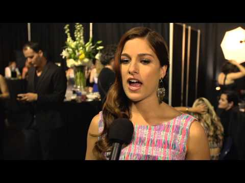 2014 CMT Music Awards Backstage with Cassadee Pope Presented  Verizon