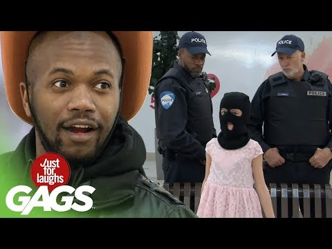 World's Youngest Thief Gets Brought To Justice