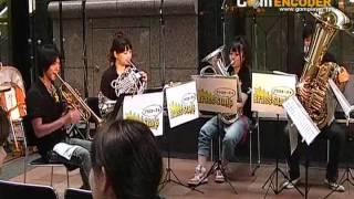 ブラスターズ☆ ~Brass Stars☆~ 2009年4月に、福岡市で結成。 アマチュア金管奏者のキラ星となれるようにと「Brass Stars☆」と名づけた。 ...