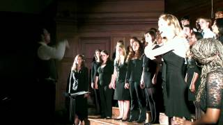 "UCT Choir: ""Adiemus"" by Karl Jenkins"