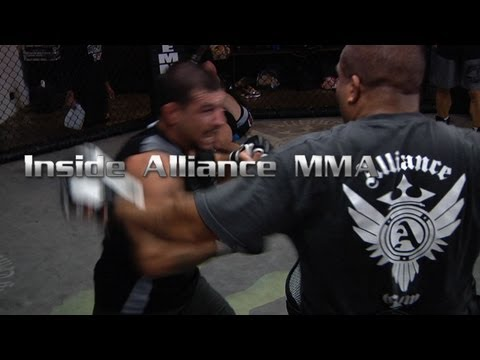 Inside MMA - Alliance Training Center, Chula Vista, CA - Introduction