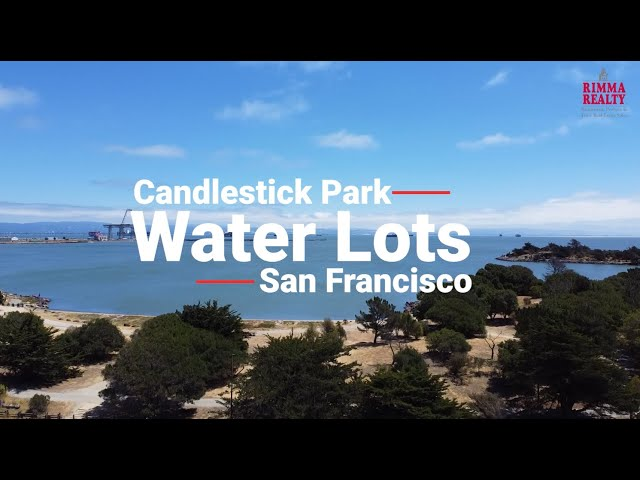 JUST LISTED: Candlestick Park Water Lots San Francisco, CA