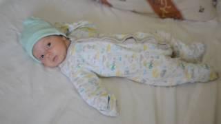 Маленькая жизнь, будни новорожденного,1,5 месяца