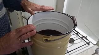 Добавление сахара в готовое вино
